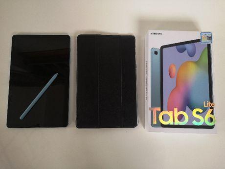 Samsung Galaxy Tab S6 Lite SM-P615 4GB/64GB LTE - Niebieski