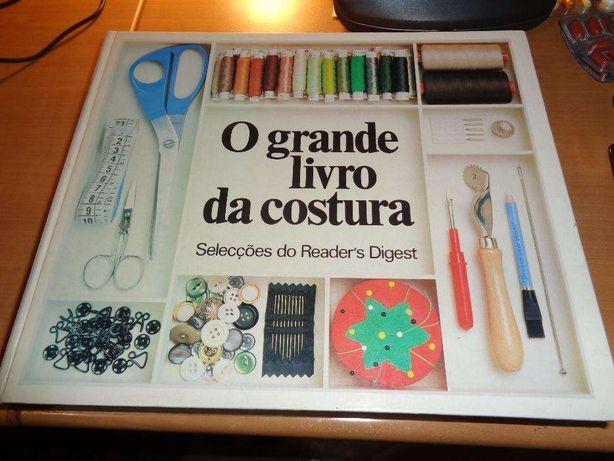 Livro O Grande Livro da Costura Usado Oferta de Portes