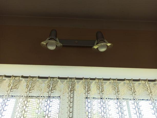 Lampa, kinkiet reflektorek, spot