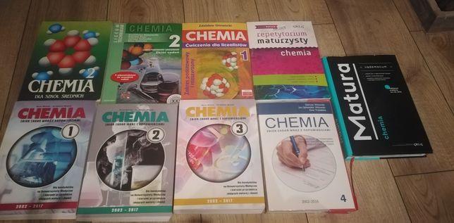 Biologia chemia matura Witowski vademecum zbiór zadań notatki z lekcji