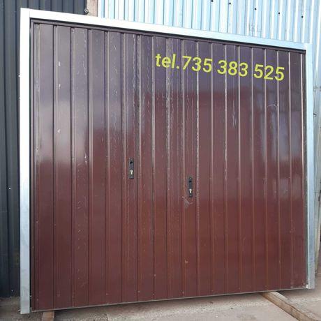 Żnin INOWROCŁAW bramy garażowe producent!