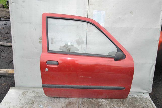 Drzwi prawe Fiat Seicento