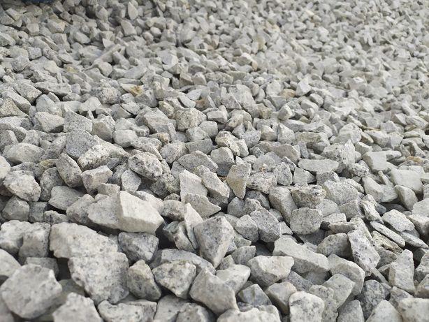 KAMIENIE ozdobne GRYSY granitowe WORKOWANE 30 Kg
