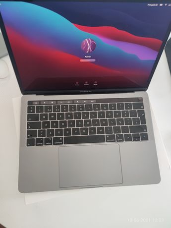 Apple MacBook Pro Touch bar 10/2020