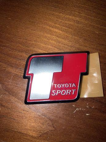 Material toyota  corolla t sport