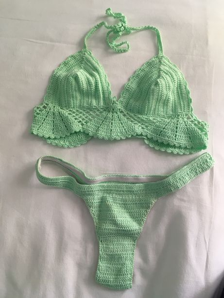 Bikini Crochê