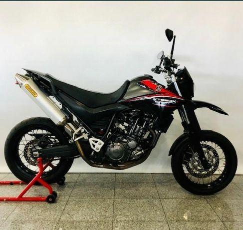 Yamaha xt 660x supermotard