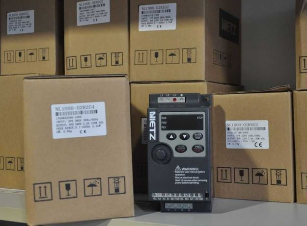 Частотный преобразователь, частотник, инвертор, на 2,2 кВт сеть 220В