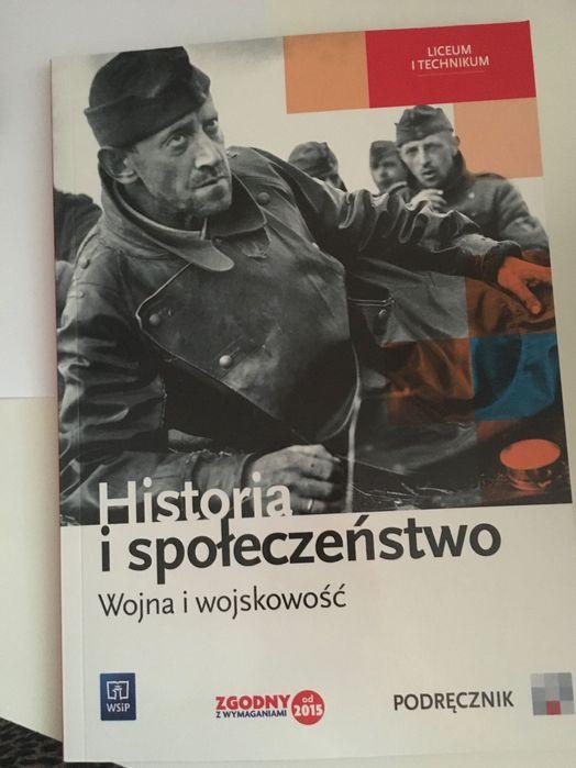 """Sprawdzam nową książkę Historia i społeczeństwo ,,Wojna i wojskowość"""" Dziergowice - image 1"""