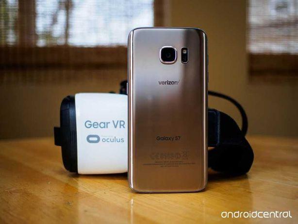 Samsung Galaxy S7  + очки Gear VR