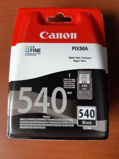 Czarny Toner do drukaruki Canon Pixma 540