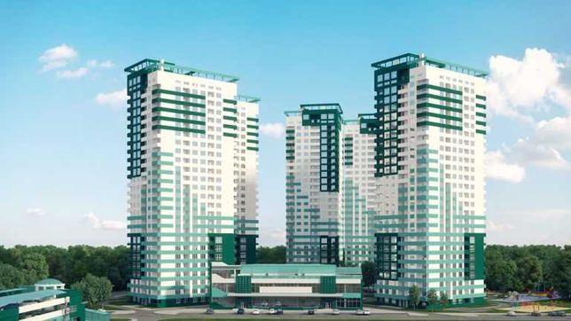 "2 комн. ЖК""Альтаир-3"", Мин цена в доме! Балкон! Кухня-гостиная! 68,5м2"
