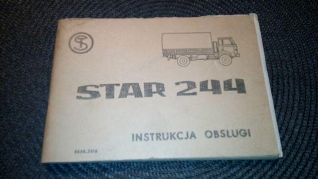Star instrukcja oryginał Starachowice kolekcjonwrska