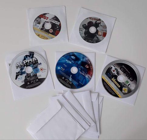 Gry Ps 3/TANIO wyprzedaż prywatnej kolekcji rożne tytuły szt.