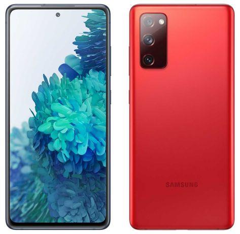 NOWY ! Telefon Samsung Galaxy S20 FE 5G 6GB/128GB RED (R)