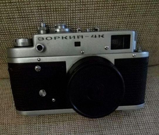 aparat fotograficzny marki Zorka 4K