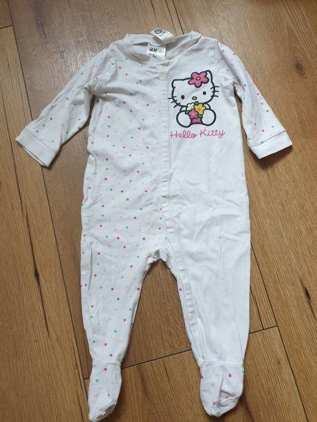 Pajacyk Hello Kitty H&M r.68
