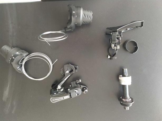 Material Novo para Bicicleta BTT