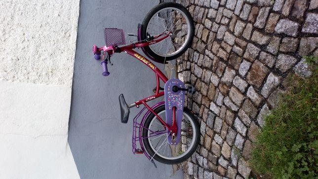 Rowerek dla dziecka kola 18