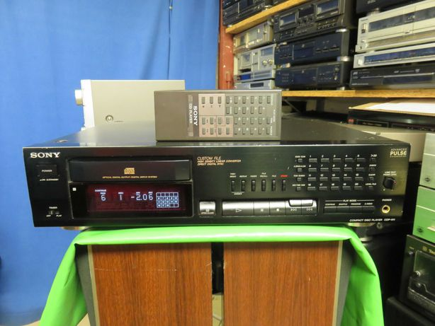 CD Sony CDP-911+pilot