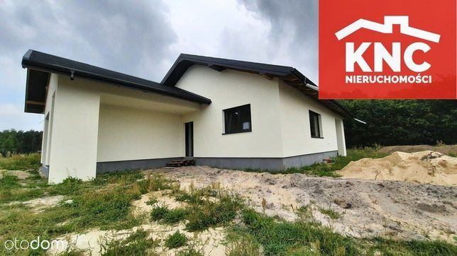 Nowy Parterowy Dom 127, 60 m2