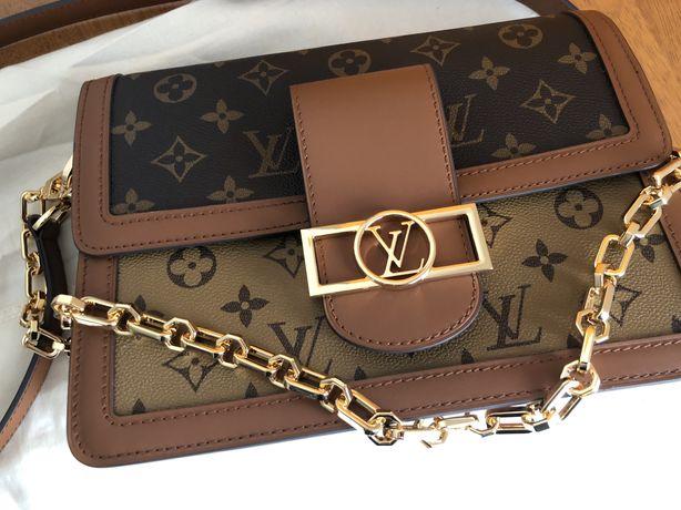 Оригинальная сумка Louis Vuitton Dauphine