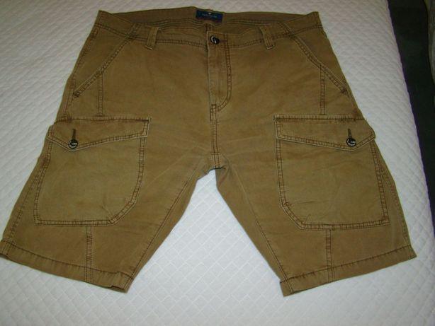 Spodenki (bojówki) krótkie Tom Tailor rozmiar W 34. Stan idealny