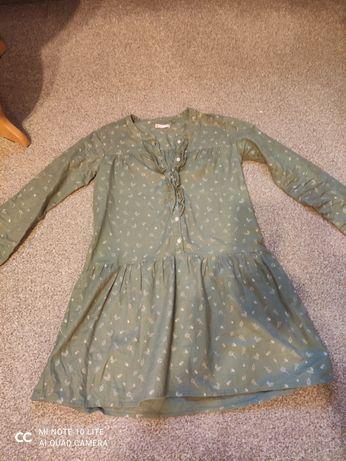 Sukienka dziewczęca r.158