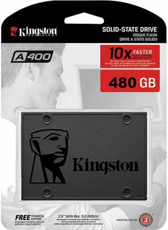 SSD KINGSTON A400 480 ГБ GB Кингстон ссд
