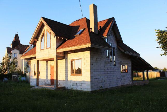 Продаж. Будинок 135 м + тераса 15 м, 12 сот., Гореничі