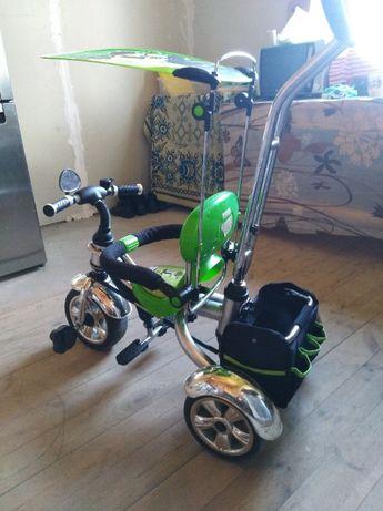 Продам суперовый детский велосипед
