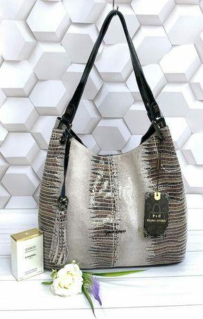 Стильные сумки из натуральной кожи