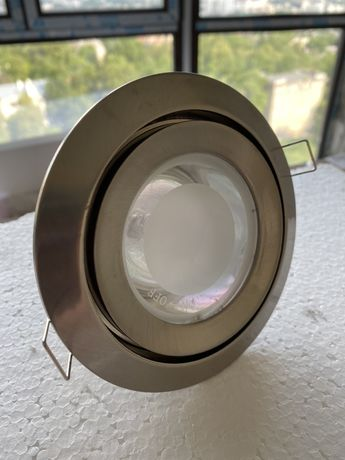 Светильник точечный,металл,