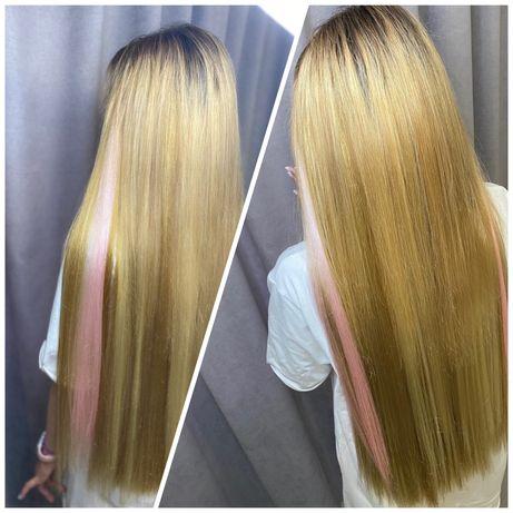 Наращивание волос по лучшей цене!Харьков!