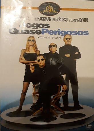 DVD Jogos Quase Perigosos