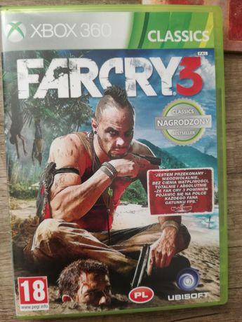 Gra farcry 3 Xbox