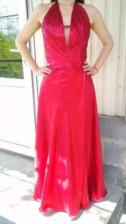 Вечернее платье 500р