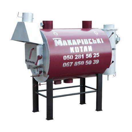 Твердопаливний повітряний (воздушный котел) теплогенератор від 25кВт