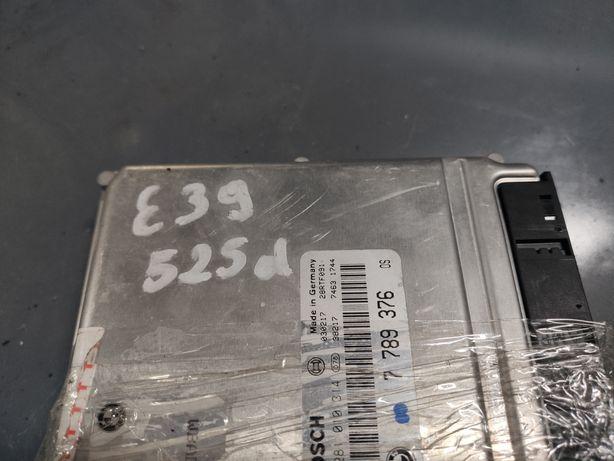 Zestaw startowy E39 komputer stacyjka kluczyk Ews m57 2.5d 3.0d