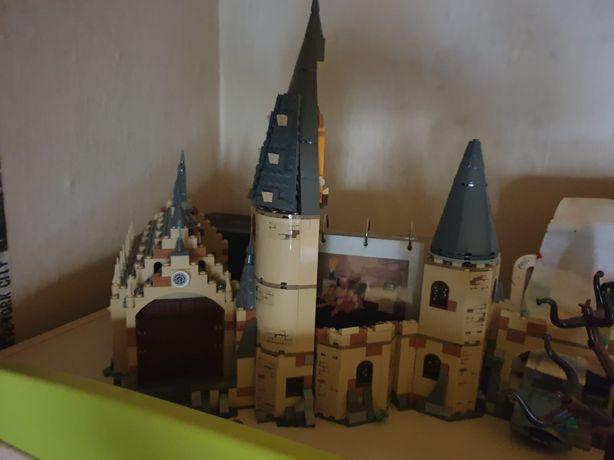 Lego Harry Potter dwa zestawy