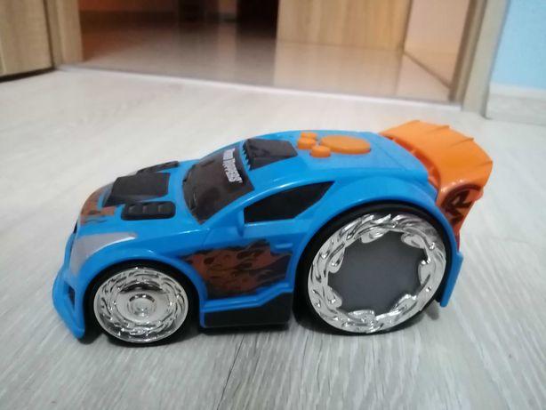 Auto sportowe na baterie