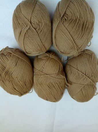 Пряжа, нитки для вязания. Германия.