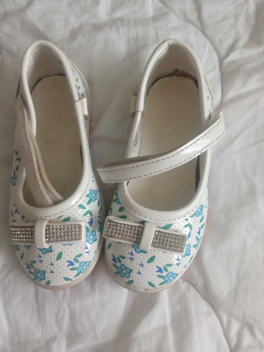 Продам туфельки для девочки Селидове - зображення 1