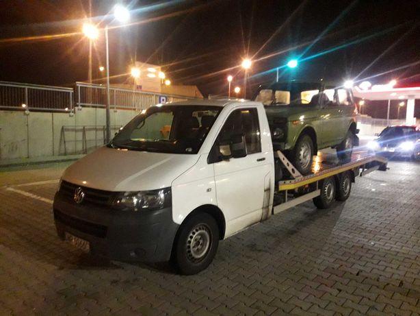 Autolaweta 55-050 Sobótka, transport pojazdów, pomoc drogowa 24 h/7!!!