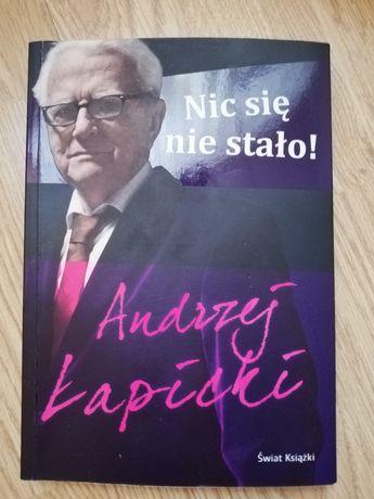 Andrzej Łapicki - Nic się nie stało