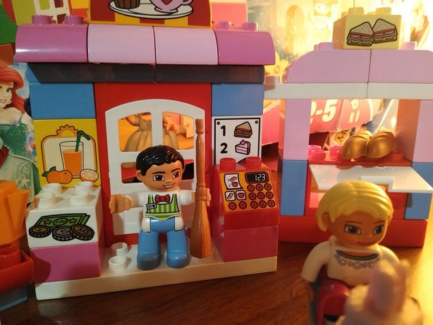 LEGO Duplo kawiarenka