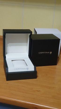 Коробка от часов СЕРТИНА