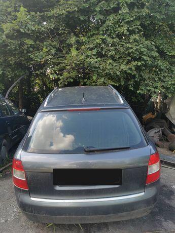 Audi a4b6 1.9 diesel 2001 na części! Kod lakieru LX7Z silnik na części