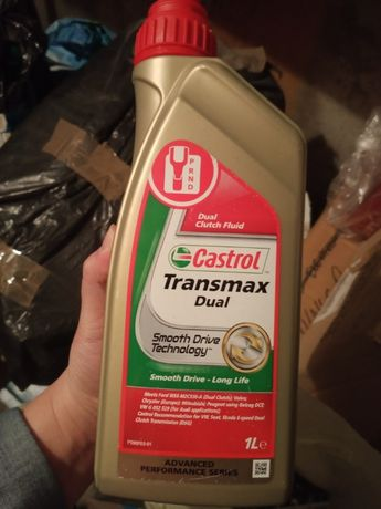 olej Castrol Transmax Dual 1 l