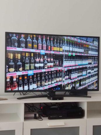 """TV Smart 43"""" LG 4K - 43UM74"""